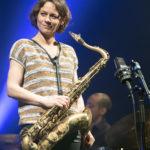Sophie Alour – Jazz sous les Pommiers – Coutances – 30 mai 2019