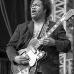 Jabrille Williams – Festival Django Reinhardt – Fontainebleau – 4 juillet 2019