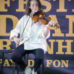 Fiona Monbet – Festival Django Reinhardt – Fontainebleau – 6 juillet 2019