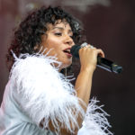Mayra Andrade – Festival Django Reinhardt – Fontainebleau – 5 juillet 2019