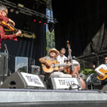Tchavolo Schmitt – Festival Django Reinhardt – Fontainebleau – 6 juillet 2019